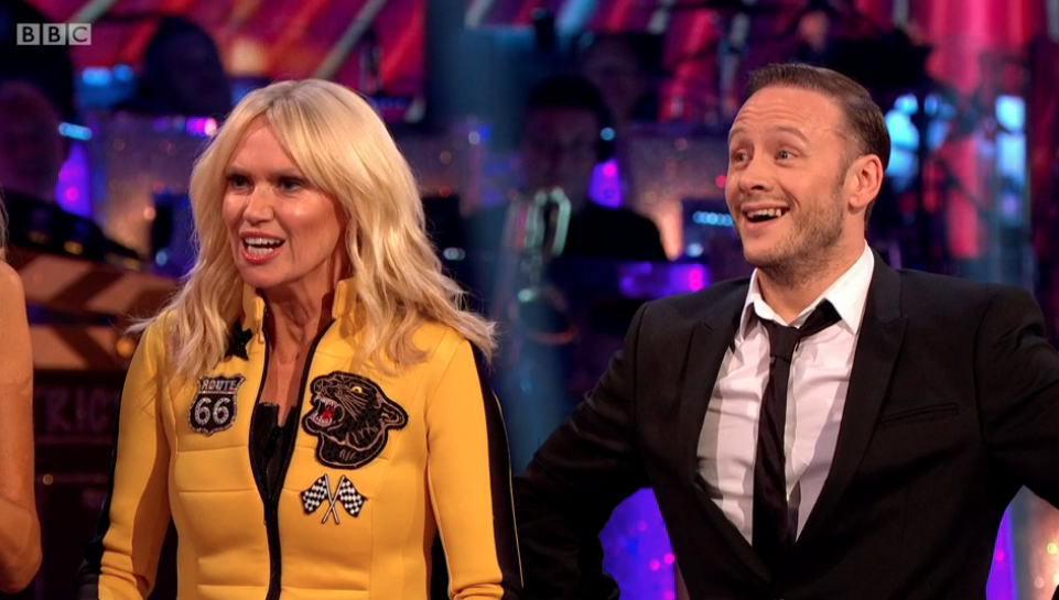 Strictly Come Dancing: Anneka Rice second celebrity voted off