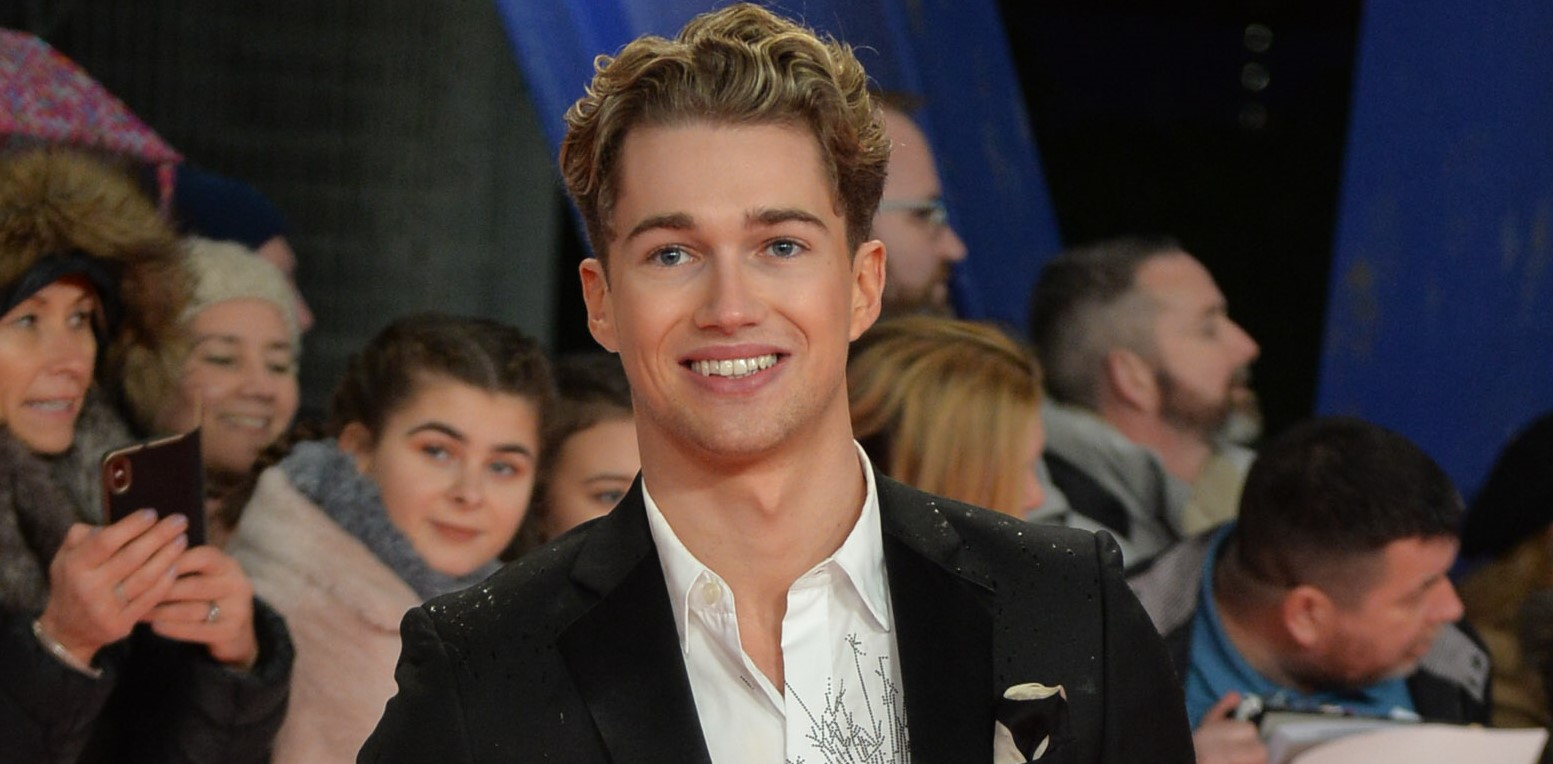 Strictly's AJ Pritchard had a 'secret' fling with model Daisy Lowe