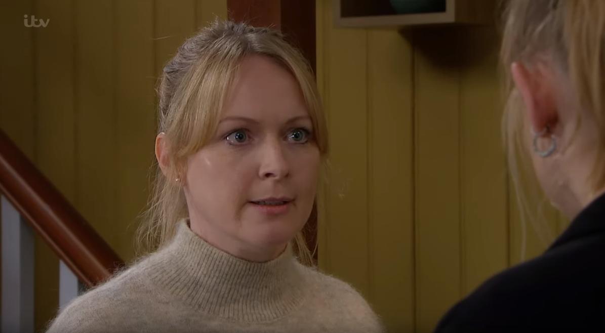 Emmerdale's Michelle Hardwick wants soap to bring in Vanessa Woodfield's mum
