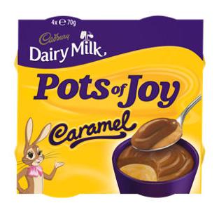 Cadbury puddings