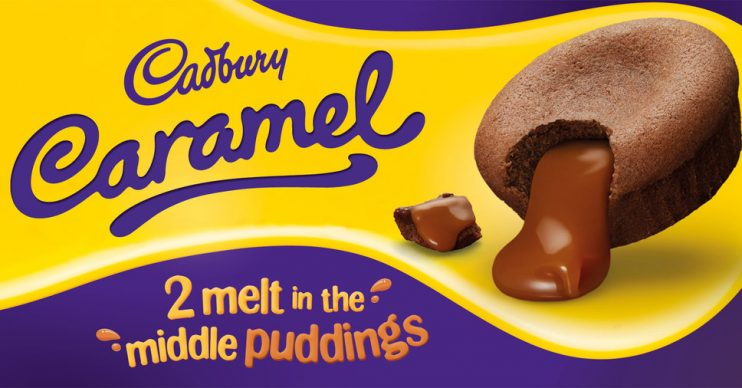 Cadbury puddings - Credit: Asda