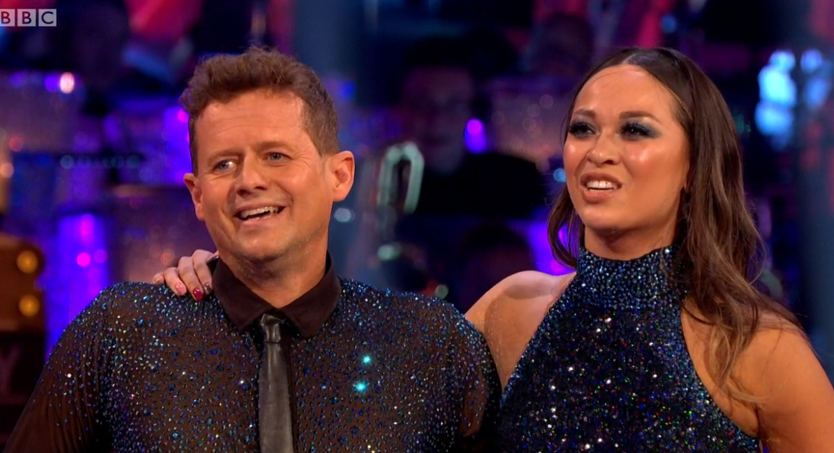 Strictly's Katya Jones 'crashed her car' before fall on live show
