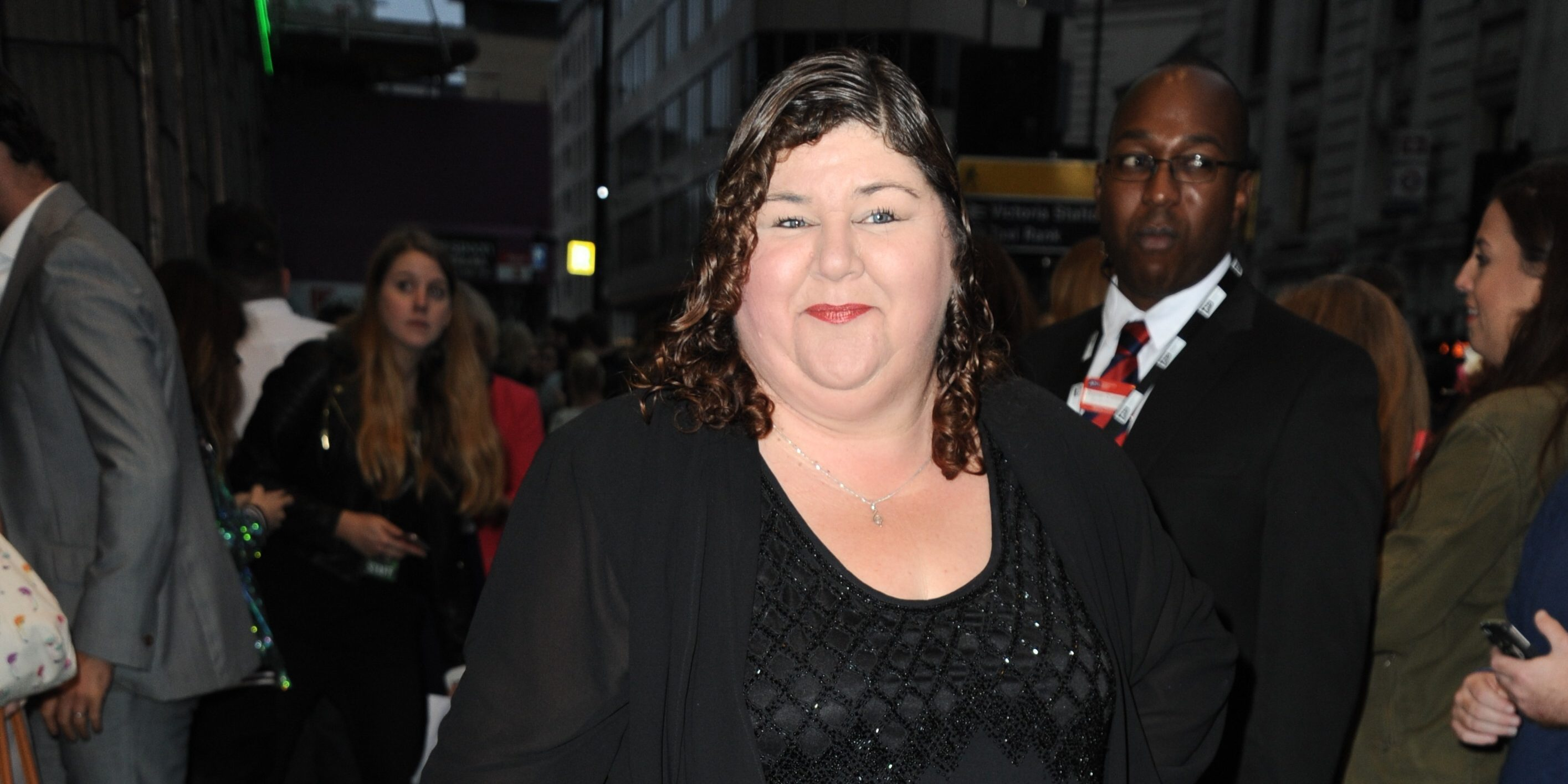 Former EastEnders star Cheryl Fergison pays tribute to 'lookalike' mum on the anniversary of her passing