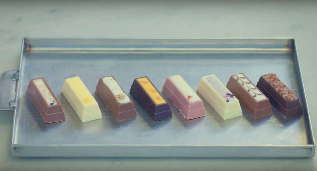 Chocoholics drooling in anticipation for launch of luxury Kit Kats that cost £14