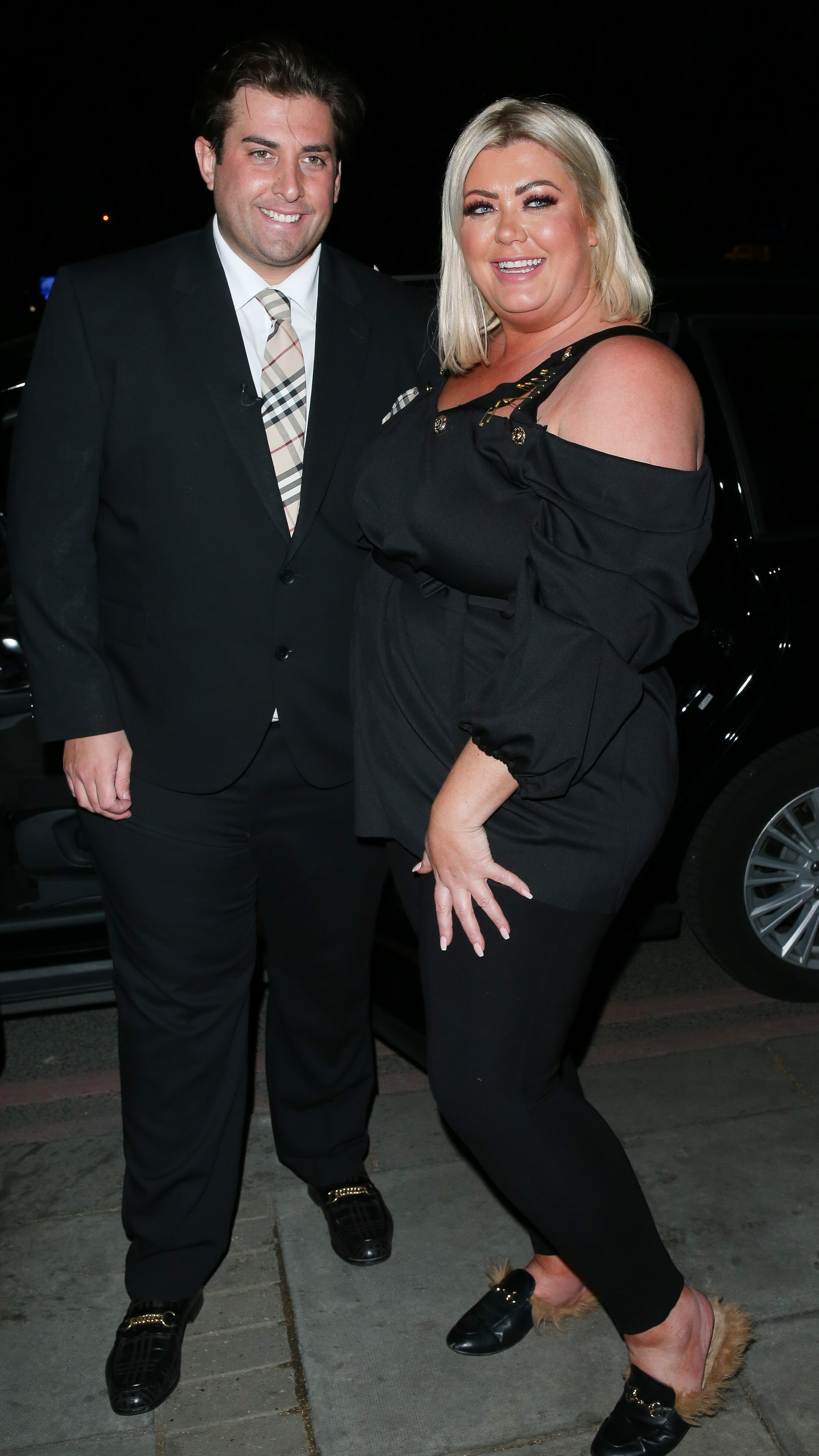 Arg and Gemma Collins