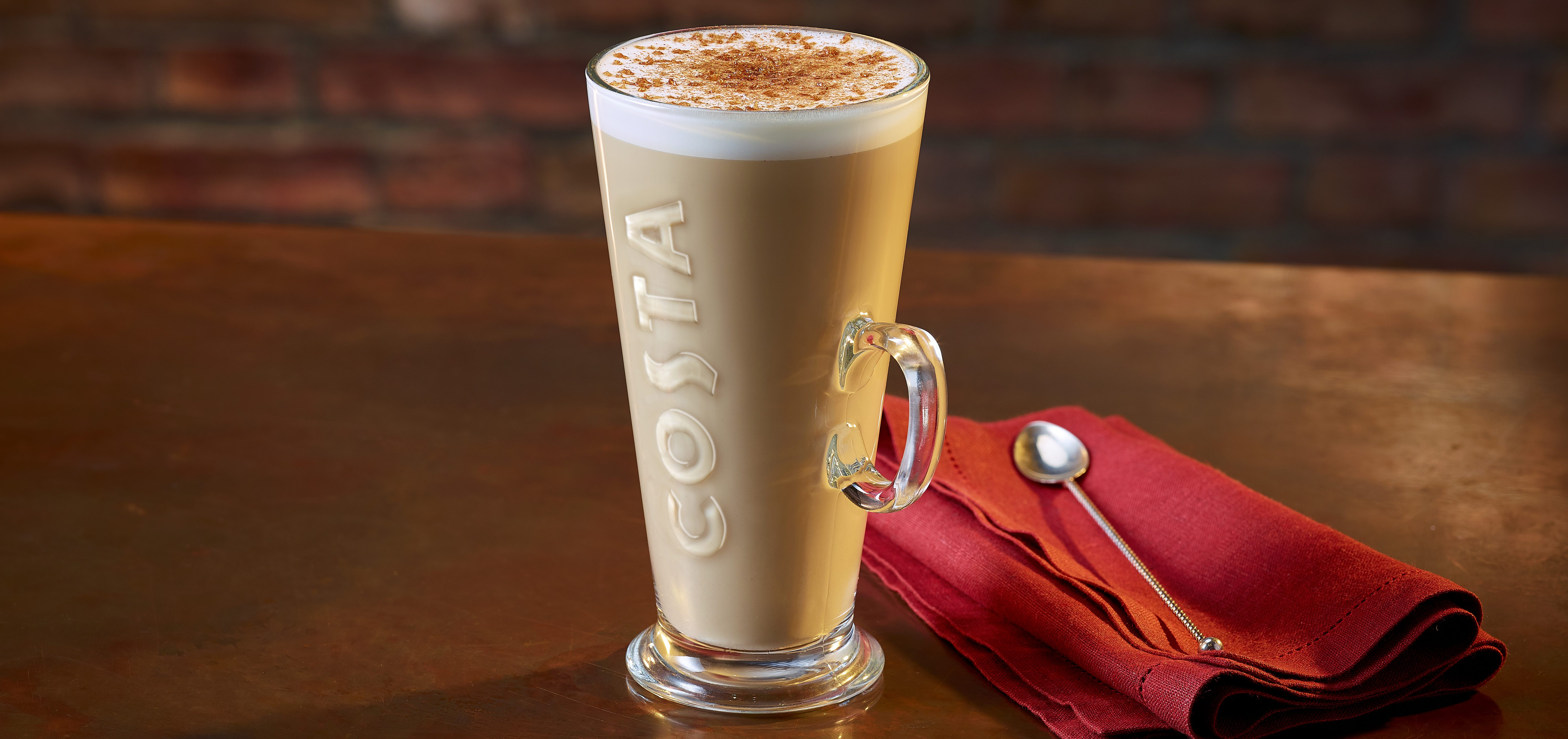 Christmas comes early as Costa reveals THREE of its festive coffees are in store now