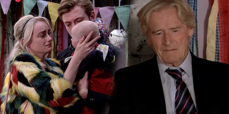 Coronation Street viewers left 'heartbroken' after Ken's monologue about Sinead