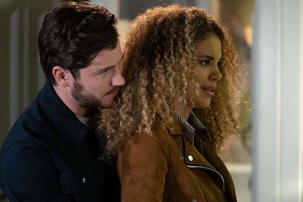 EastEnders SPOILERS: Chantelle fears for her life when Gray discovers she lied about returning to work