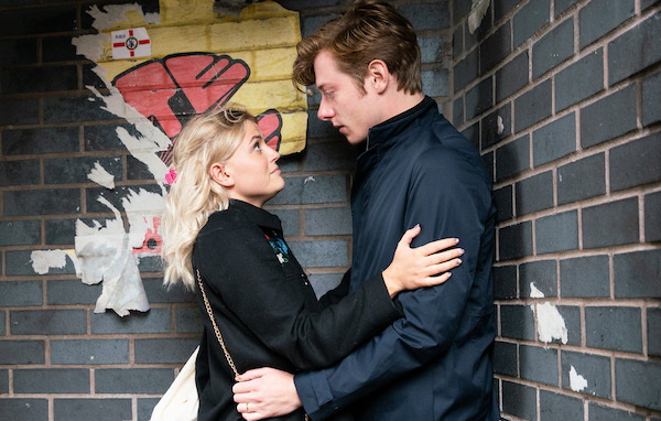 Soap fans accuse Coronation Street of bad taste over Sinead/Bethany/Daniel love triangle
