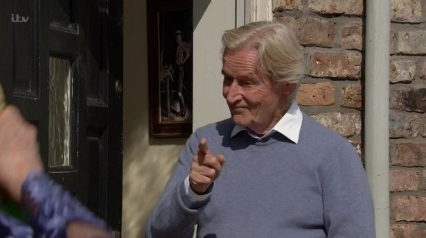 Coronation Street fans call out Ken Barlow birthday 'blunder'