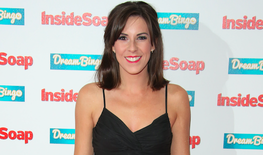 Former Emmerdale star Verity Rushworth shares gorgeous pics of three-month-old son