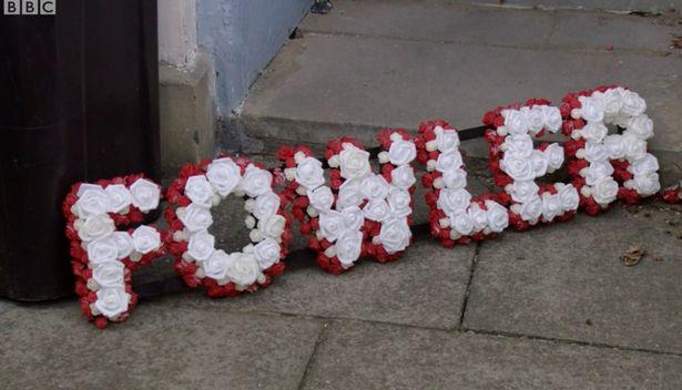 Fowler wreath Ben Mitchell