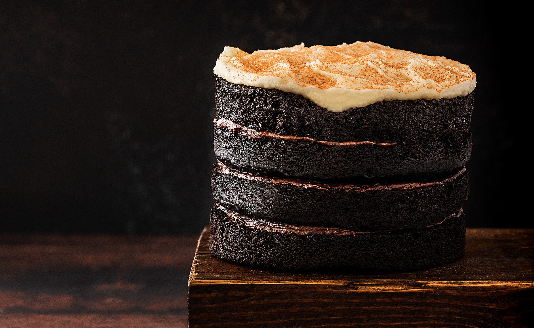 Asda is exclusively selling a four-layered Guinness chocolate cake from next week