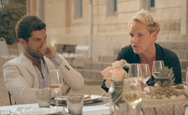 Made in Chelsea's Jamie Laing 'had secret fling with pal Alex Mytton's ex-girlfriend Lottie Moss'