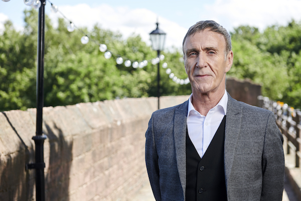 Hollyoaks' Edward Hutchinson played by Joe McGann (Credit: Lime Pictures)