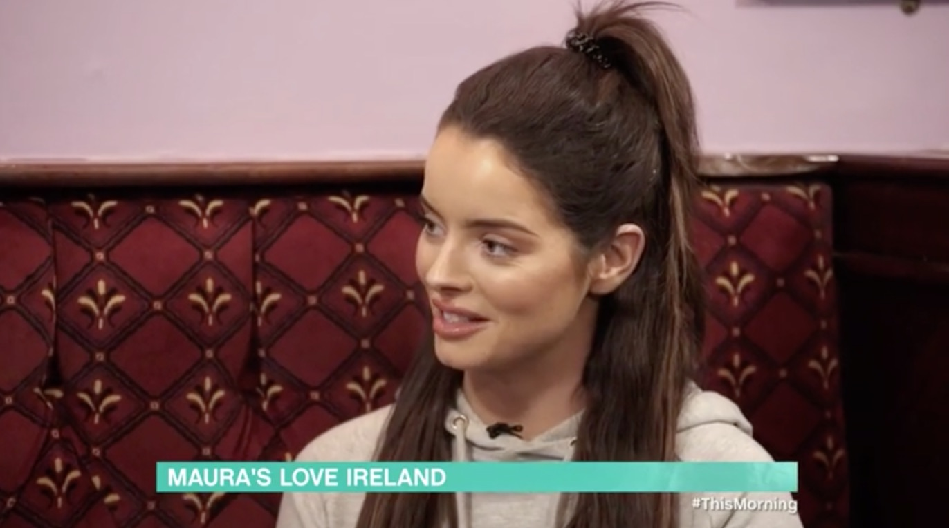 Love Island's Maura Higgins 'tipped to marry' Curtis Pritchard 'in six months'