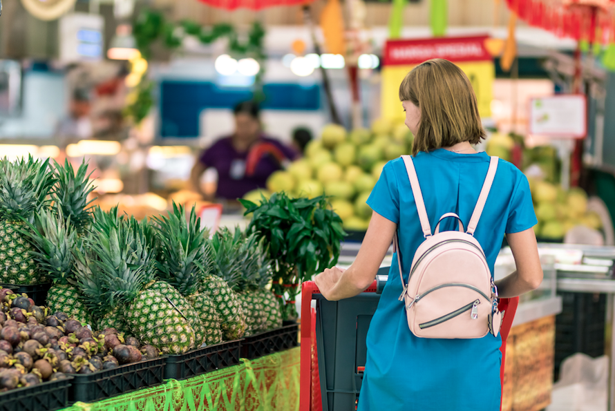 Tesco supermarkets with no tills could mean history for shop queues
