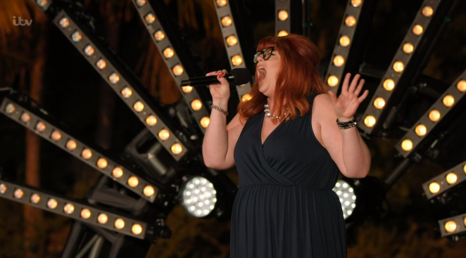 X Factor: Celebrity fans stunned by The Chase's Jenny Ryan's voice
