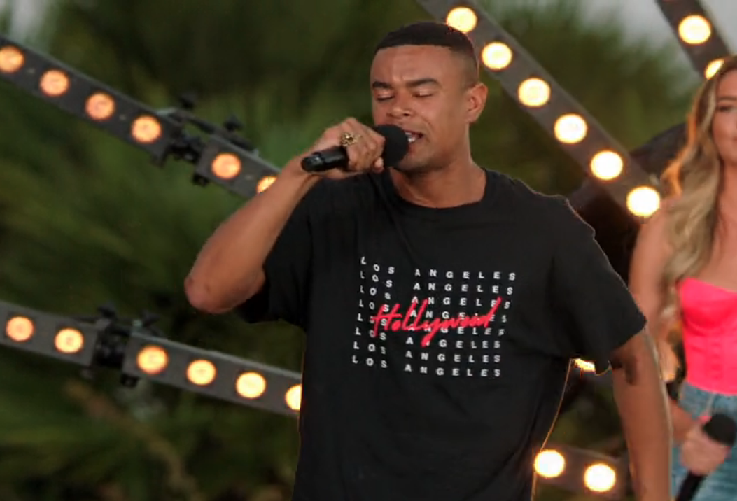 X Factor: Celebrity viewers wowed by Wes Nelson's musical talent