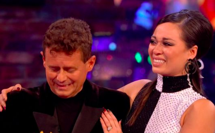 Strictly Come Dancing viewers tickled after Katya Jones says she wants to kiss Mike Bushell
