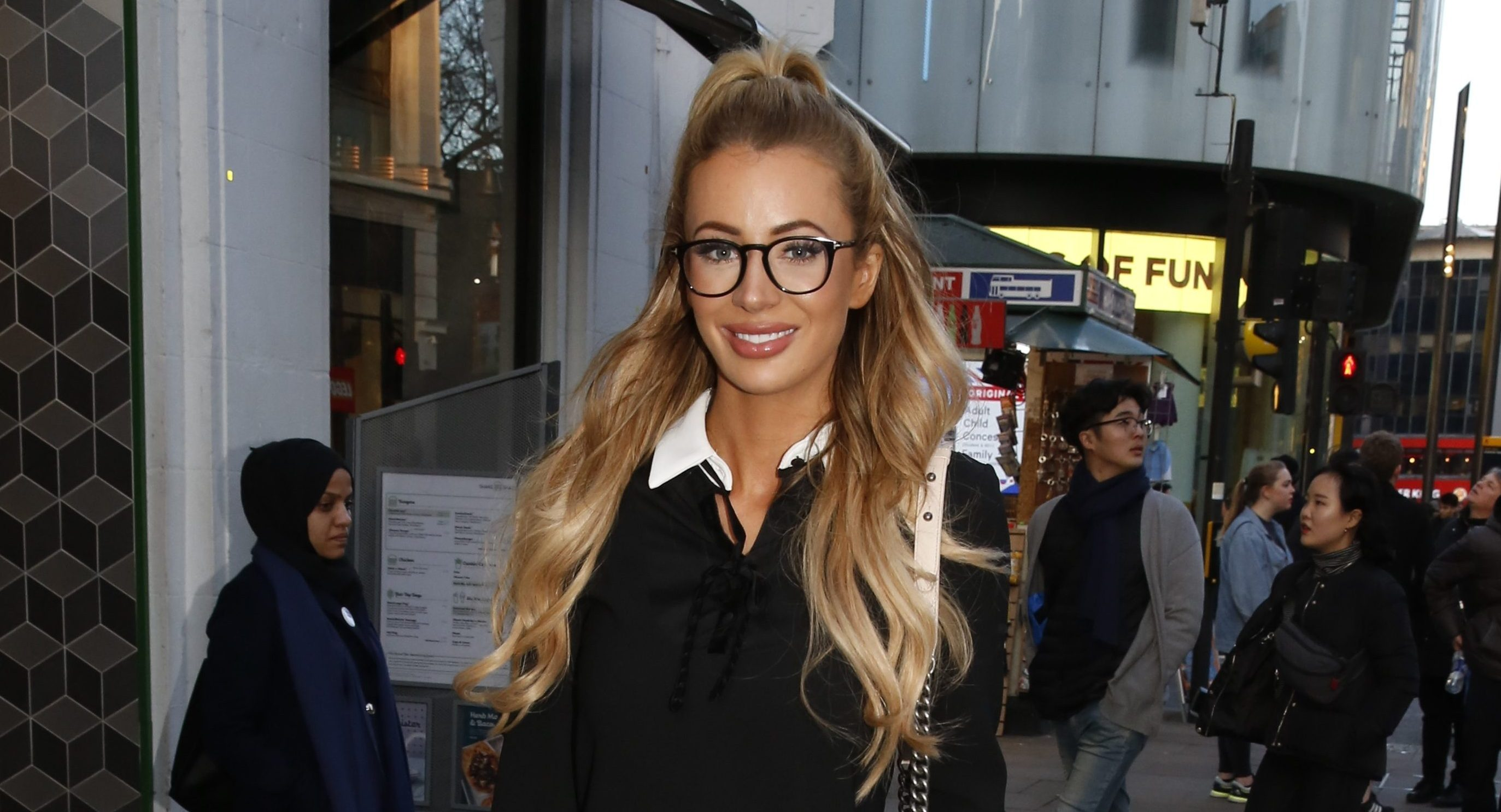 Former Love Islander Olivia Attwood is engaged