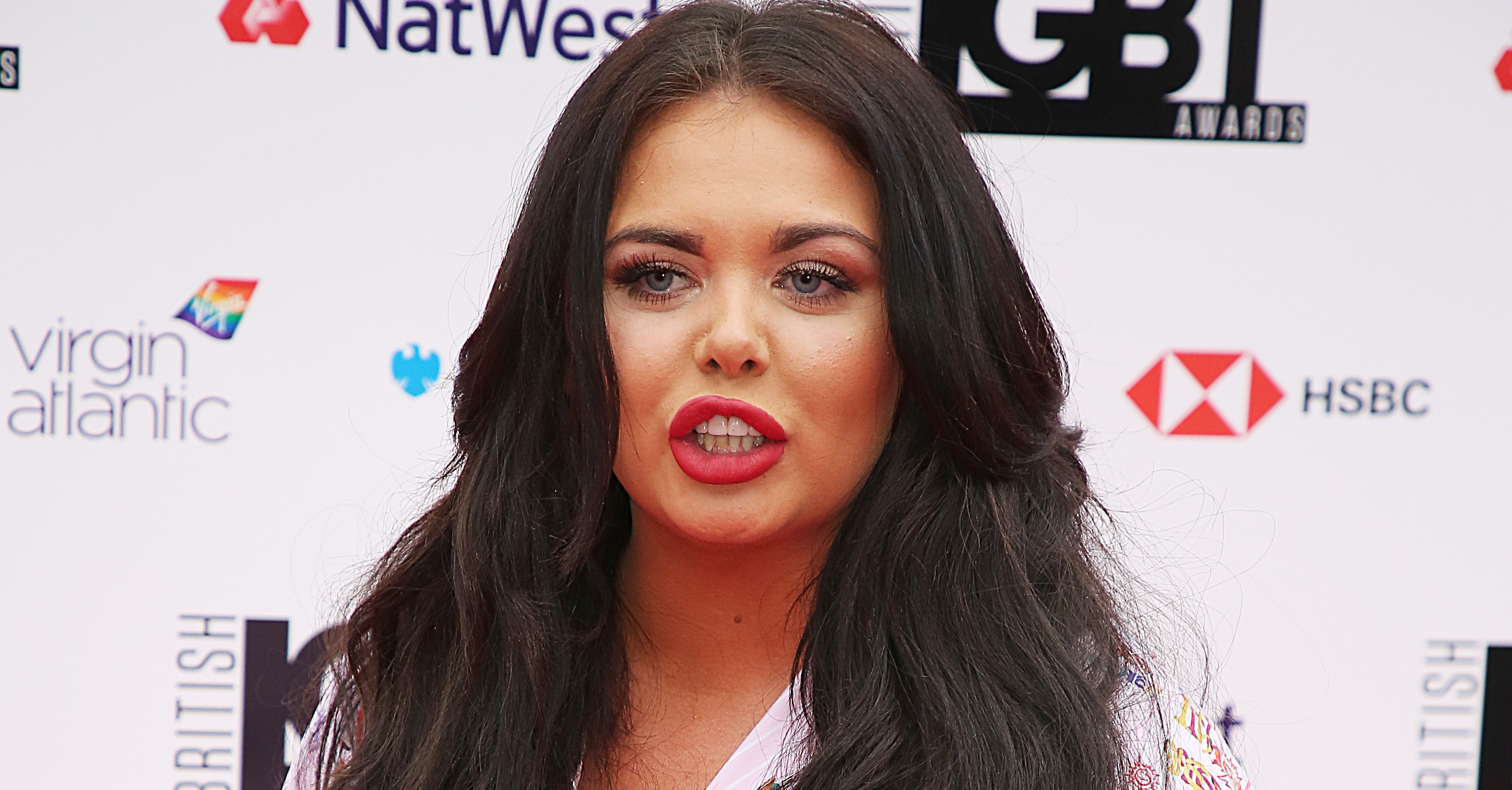Scarlett Moffatt 'shouts at woman in furious bust-up at her birthday party'