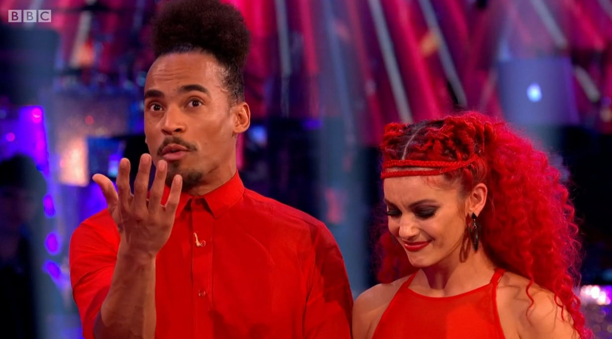 Strictly's Dianne Buswell 'not okay' after Dev Griffin elimination