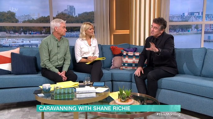 Shane Richie This Morning Credit: ITV