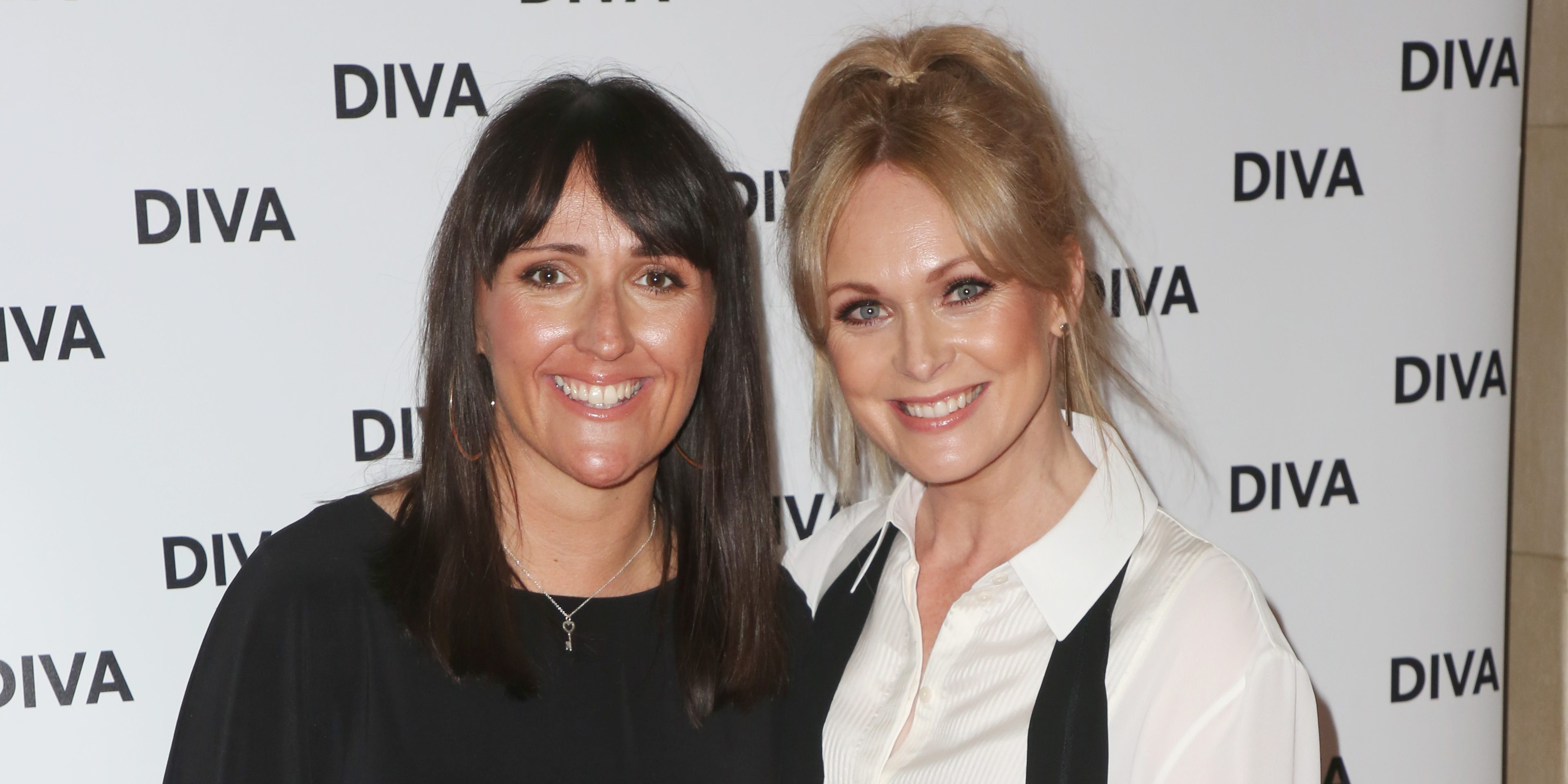 Emmerdale's Michelle Hardwick shares stunning picture with her new wife Kate Brooks at wedding celebrations
