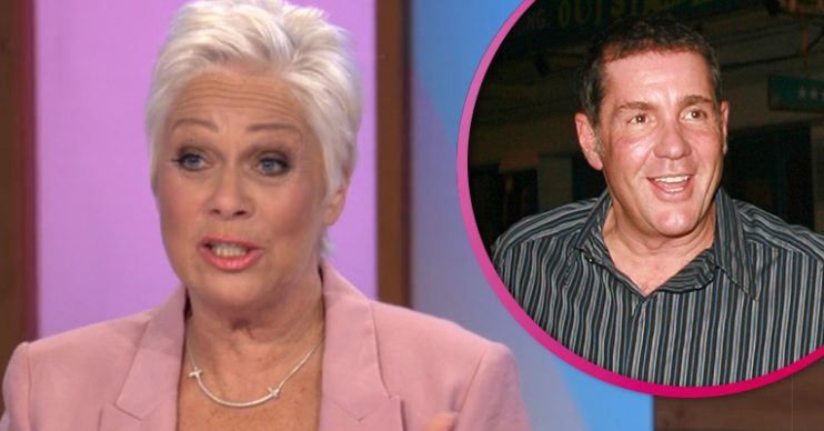 Denise Welch Dale Winton