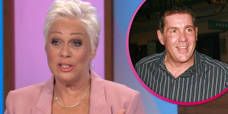 Denise Welch reveals moment Dale Winton's ghost sent her message