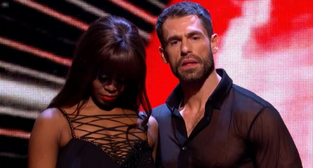 Strictly Come Dancing viewers claim they've spotted clue Kelvin Fletcher and Oti Mabuse will be struck by curse