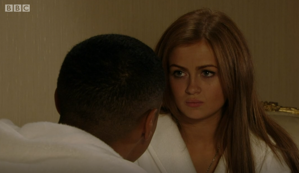 EastEnders viewers shocked by Keegan's 'inappropriate' proposal to Tiffany