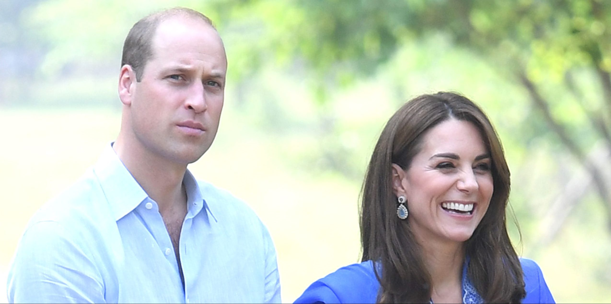 Prince William pays tribute to his mother as he and Kate continue their royal tour