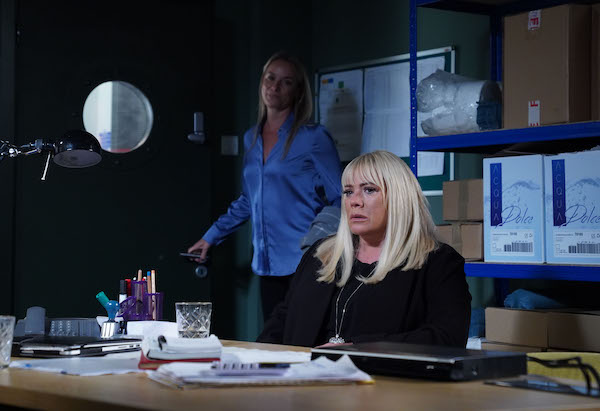 EastEnders SPOILERS: Sharon discovers a secret about Mel that changes everything