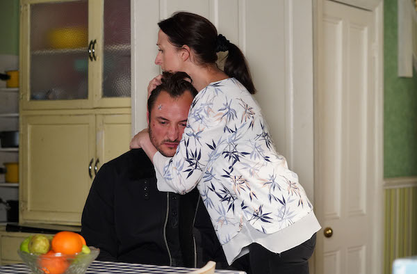 EastEnders SPOILERS: Sonia does the unthinkable for Martin