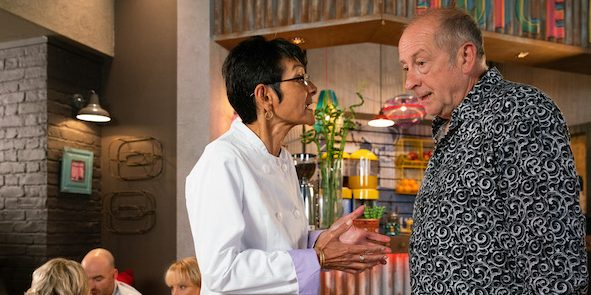 Coronation Street fans beg Geoff to come to a sticky end after latest vile act