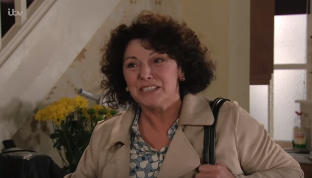Where have you seen the actress who plays Coronation Street's Marion Logan before?