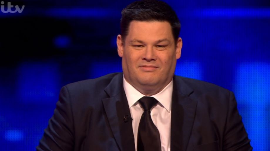 The Beast laps it up as contestant on The Chase gets very flirty!