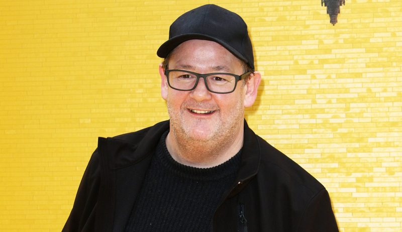Johnny Vegas worries fans with 'see you in the next life' tweet