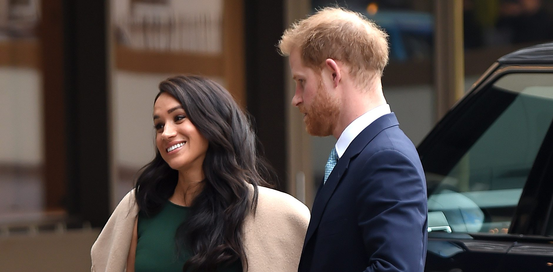 Prince Harry told Meghan she looked 'amazing' ahead of WellChild Awards