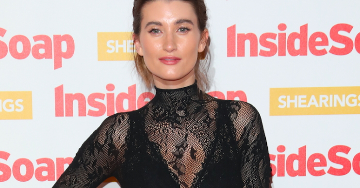 The Inside Soap Awards 2018 - Arrivals Featuring: Charley Webb Where: London, United Kingdom When: 22 Oct 2018 Credit: Lia Toby/WENN.com