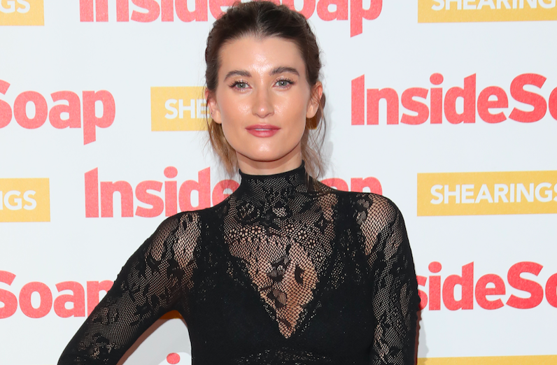 Emmerdale's Charley Webb shows off son's new haircut after criticism from trolls