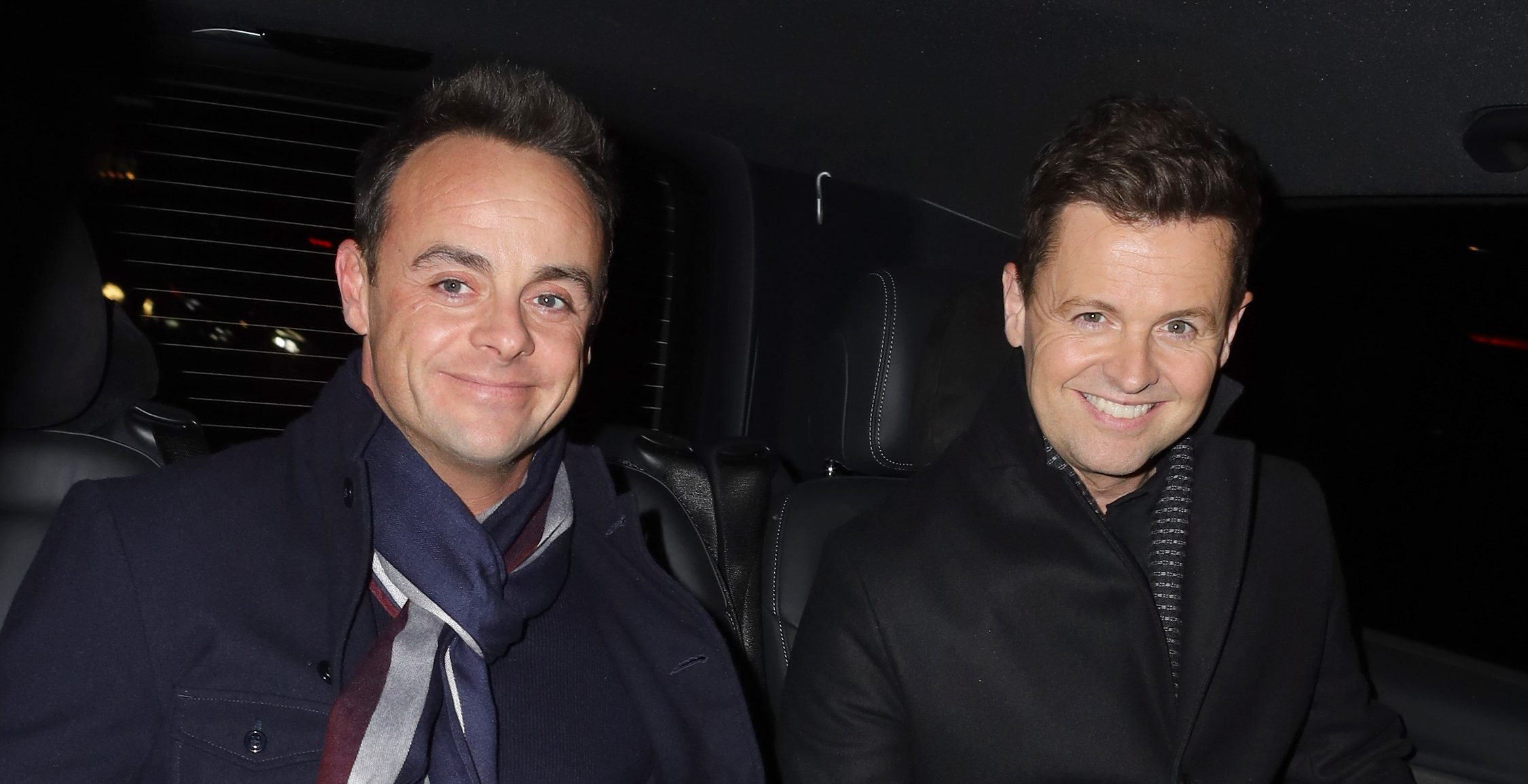 Declan Donnelly gives first candid interview about Ant McPartlin's addiction battle