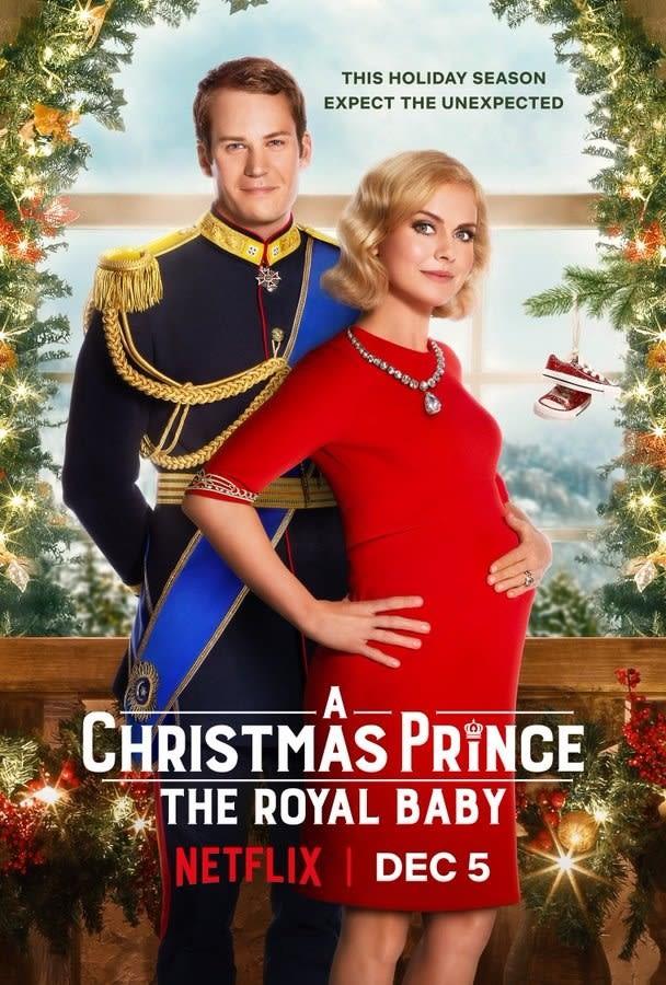 A Christmas Prince A Royal Baby