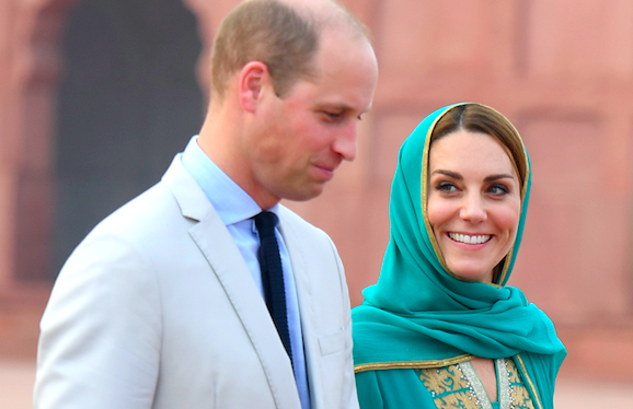 Prince William's 'special request for Pakistan tour' fuels Kate pregnancy rumours
