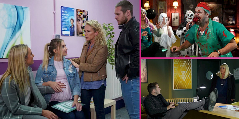 FIRST LOOK: Next week's EastEnders in 10 pictures
