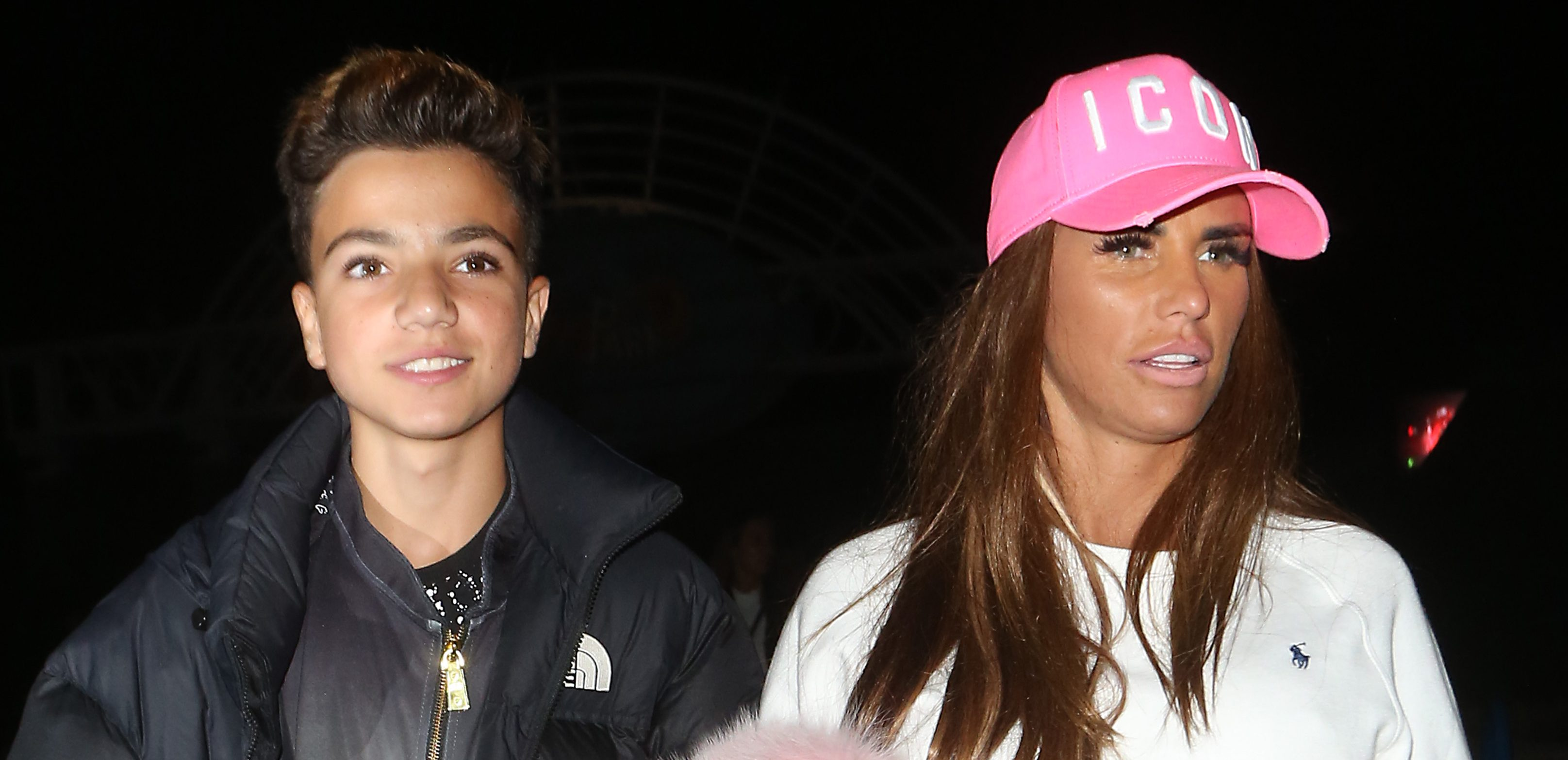 Junior Andre is 'too embarrassed' to visit mum Katie Price's 'mucky mansion'