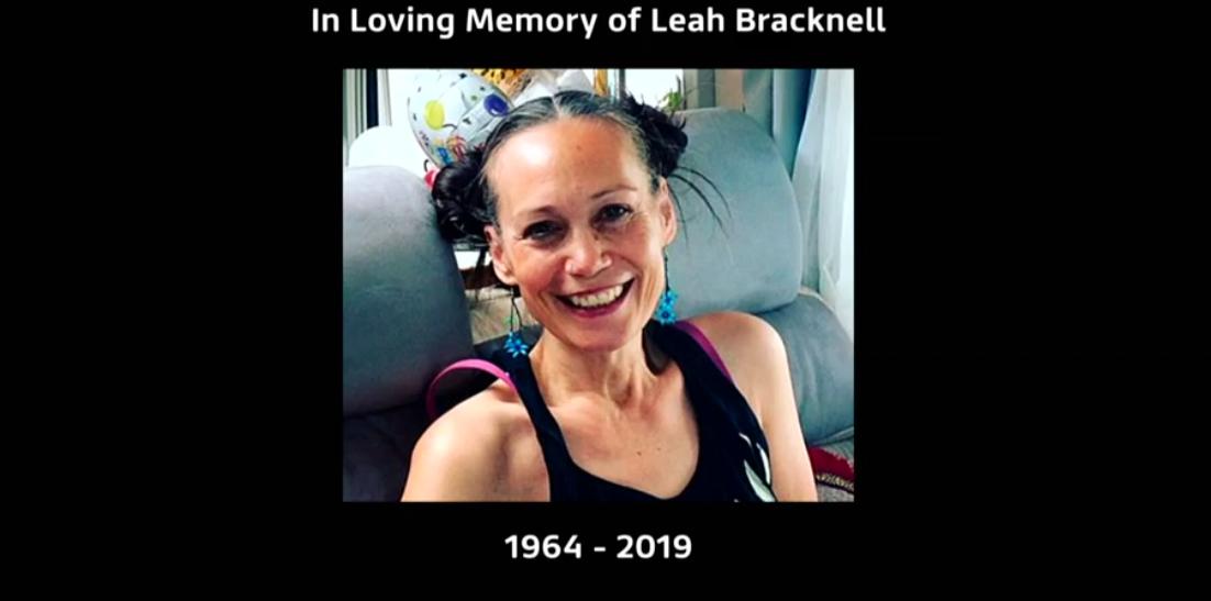 Emmerdale Leah Bracknell tribute Credit: ITV