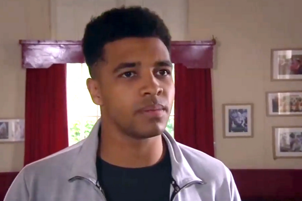 Emmerdale confirm Ellis Chapman has left the soap after actor Asan N'jie was sacked